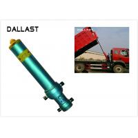Buy cheap 2/3/4 Stage Parker FC Type Single Acting Hydraulic Cylinder For Vehicles product