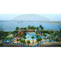 Outdoor Water Theme Park Conceptual Design