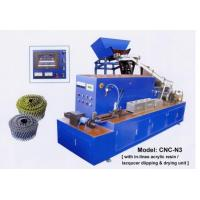 Buy cheap High Speed Fully-Automatic Screw Nails Making Machine -To Help You Save Cost product