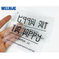 Buy cheap Nontoxic Tagless Heat Transfer Label Free Design Service Offered from wholesalers