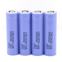 Buy cheap Samsung 18650 cells ICR18650-29E 2900mah 5C diacharge cells 13A for electric bike product