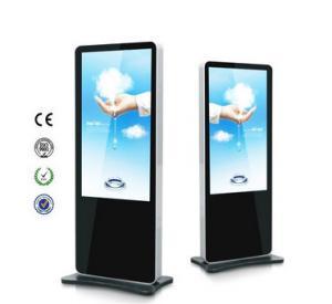 Buy cheap Floor Standing Indoor Electronic Elevator Loop Video Android Lcd Advertising Display Screen product