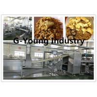 Buy cheap Stainless Steel Instant Noodle Making Machine Noodle Production Line frying lines product