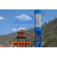 Buy cheap HZS50 Stationary Concrete Batching Plant with PLD1600 Batching Machine product