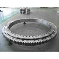 Buy cheap E.1144.30.12.D.3-RV crossed roller slewing bearing,single row,1144x870x100 mm product