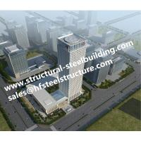 Buy cheap Prefabricated Structural Multi-Storey Steel Building product
