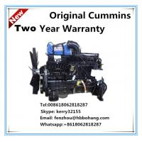 China Cummins 6c8.3 engine for screw air compressor price list on sale