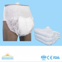 Buy cheap Pulp Sleepy Adult Disposable Diapers , Economy Adult Diaper Pants Underwear product