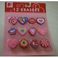 China eraser (fruit,frangerance,pvc material) on sale