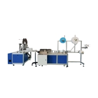 Buy cheap 17.5cm*9.5cm non woven Face Mask Making Machine from wholesalers
