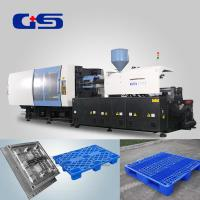 Buy cheap 1280kN Large Injection Molding Machine For Plastic Pallet Making And Manufacturing product