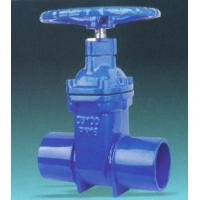 Buy cheap CI Sluice Gate 225 mm Dia Spigot Valve With Extension Spindle 1.5m Length product