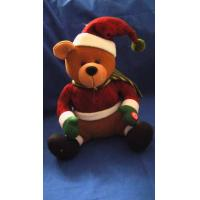 Buy cheap OEM design Lovely Custom Plush Toys of Xmas Teddy Bears Animals Gifts product