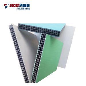 China Waterproof Concrete Plastic Construction Formwork Machine Motor 132 KW 250-400kg/Hour on sale