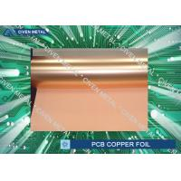 Buy cheap S-HTE ED Copper Foil for PCB , High Performance ,High Bending Resistance product