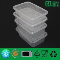Buy cheap Microwaveable & Freezable Plastic Food Container product