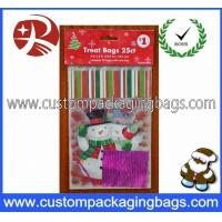 China Moisture-Proof Plastic Candy Treat Bags , Biscuit Kid Airtight Bags on sale