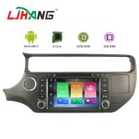 Buy cheap KIA RIO 8.0 Android Car DVD Player With Audio Video 3G 4G SWC product