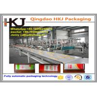 Buy cheap Stainless Steel Material Spaghetti Packaging Machine With Four Lines 14.5KW Power product