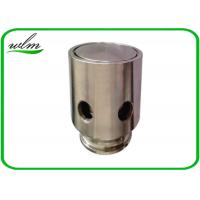 Buy cheap Aseptic Tri Clamped Sanitary Pressure Relief Valve Rebreather / Air Filter product