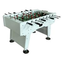 Buy cheap 5FT Football Game Table Wooden Soccer Table MDF Game Table ABS Balanced Player product
