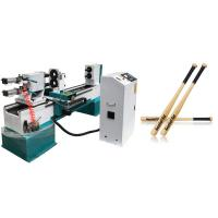 Buy cheap high speed cnc wood lathe machines with double turning spindles product