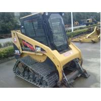 China Used Caterpillar crawler loader 247B on sale