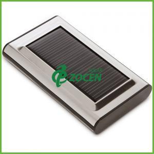 Buy cheap ipad / Camera / PSP Portable Solar Battery Charger 10000nAh DC 5V 1A product