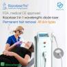 Buy cheap FDA CE approved Sincoheren Razorlase like lightsheer Soprano SHR hair removal from wholesalers