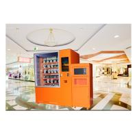 China Automatic 24h Service Help Food Vending Machine Supermarket Office School Apartment Use on sale