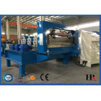 Buy cheap Metal Window / Door Frame Cold Roll Forming Machine With Hydraulic Cutting product