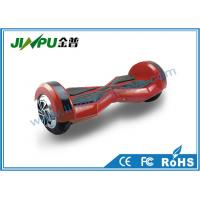 Buy cheap Red Smart Electric Self Balancing Scooter Two Wheels 10 Inch Skateboard 700W Motor Power product