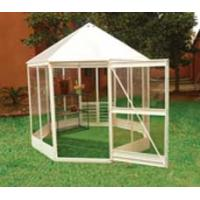Buy cheap large aluminum greenhouse with strong struction product