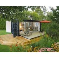 China prefab shipping container house easily installed and transported container home on sale