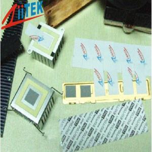 Low Temperature Melting  Phase Changing Materials PCM 5.0 W/mK  T-PCM  T558 Hi-Flow PCS Kenflow