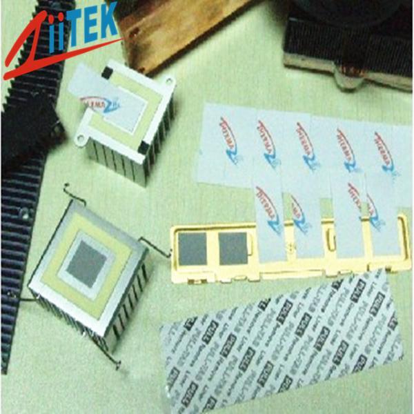 Quality Low Temperature Melting  Phase Changing Materials PCM 5.0 W/mK  T-PCM  T558 Hi-Flow PCS Kenflow for sale