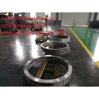 Buy cheap China  RKS.161.14.0744  crossed roller Slewing bearing with external gear ,674x838.8x56 mm product