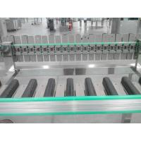 Buy cheap 6000 BPH Automated Beverage Bottling Equipment Washing Filling Capping Machine product