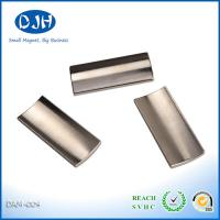 Buy cheap Accurate Angles N35 Neodymium Magnets For Motor / Generator 12.4 - 13 KGs Remanence product