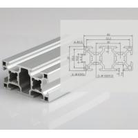 China T slot Aluminum Extruded Structural Profile frame for Automation Equipment Conveyor System on sale
