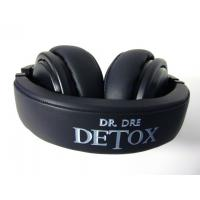 Buy cheap 2012 Hot sale famous DETOX Headphone Earphone for DJ pro. headphones in black/white ,free shipping product