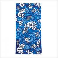 360g cotton reactive prited beach towel