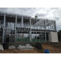 China Quick Install Prefabricated House , Metal Prefabricated Housing Modules on sale