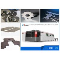 China 8000 W Fiber Laser Cutting Machine For Metal Plate , Sheet Metal Cnc Machines on sale