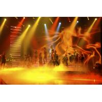 Buy cheap Custom Full Color Electrionic Flexible LED Stage Screen product