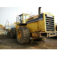 China Komatsu WA600 Used Wheel Loader For Sale China on sale