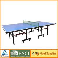 Professional indoor table tennis table custom double - Folding table tennis tables for sale ...