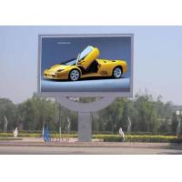 China Video High Resolution Outdoor Full Color LED Display Advertising P6 P8 P10 P16 on sale