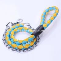 China lovely designed pet leash wholesale pet product dog chain on sale