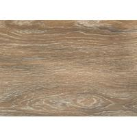 Buy cheap Commercial Wood Texture Decorative Film Application In Vinyl Plank Floor ' S Printed Layer product